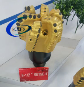 Power Tools API Diamond Steel Body PDC Bit for Water Drilling pictures & photos