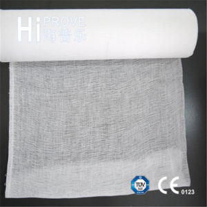 100% Bleached Cotton Medical Absorbent Gauze Roll pictures & photos