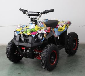 Ce Approval 350W Motor Power New Body Design Electric ATV Quads, 4 Wheel Electric Scooter (ET-EATV053) pictures & photos