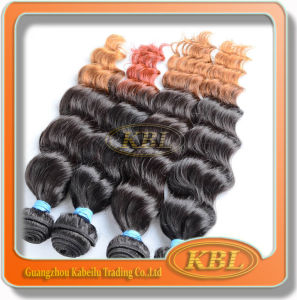 Lovely Brazilian Two Tone Remy Hair pictures & photos