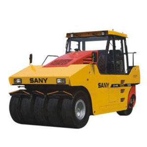 Sany Spr200-6 20ton Pneumatic Tyre Roller Machine Mini Road Roller Compactor pictures & photos