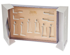 Daily-Use Cosmetics Package Box with Flocking Insert pictures & photos