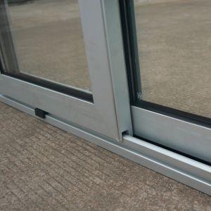 Powder Coated Thermal Break Aluminum Alloy Window with Latch Lock, Aluminum Sliding Window K01010 pictures & photos