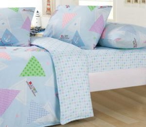 100% Polyester Duvet Cover Set, Summer Winter Blanket Set for Children pictures & photos