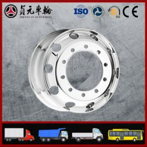 High Quality Low in Price Trailer Alloy Wheel (8.25*22.5) pictures & photos