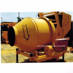Jzc350 Quality Portable Concrete Mixer for Sale pictures & photos