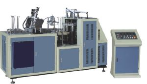 Automatic Paper Noodle Box Forming Machine pictures & photos