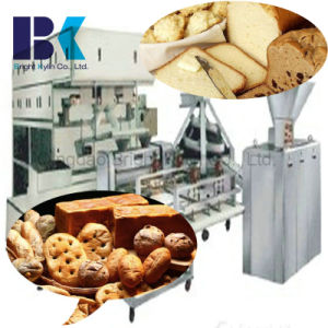 a Variety of Bakery Machinery