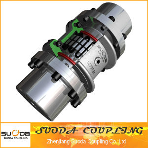 T31 with Double Flanges Grid Coupling pictures & photos