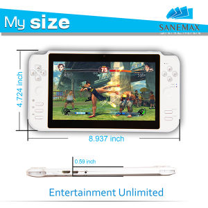 "7"" Android4.0 8GB with WiFi/HDMI Smart Game Console"