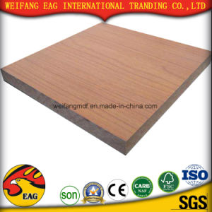 15mm/16mm/18mm High Glossy Magic Melamine MDF with Competition Price pictures & photos