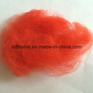 Supply Colored Poliester Fiber 100 Pet pictures & photos