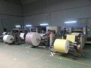 Paper Cup Punching Machine/Die Cutting on Paper Cup Machine/Paper Punching Machine pictures & photos