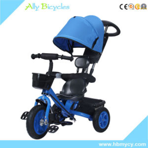 New Children′s Bicycles Baby Carriage Child′s Tricycle pictures & photos