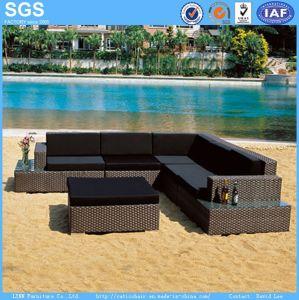 PE Rattan Sofa for Garden Hotel Furniture Patio Furniture pictures & photos