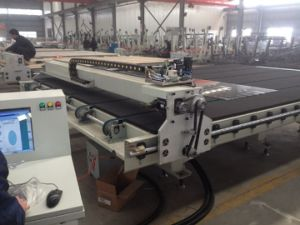 Ce Glass Cutting Table/ Semi-Automatic Glass Cutting Machine pictures & photos