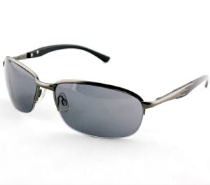 designer polarized sunglasses  polarized metal fashion