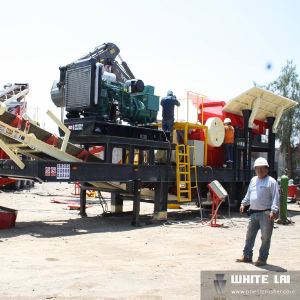 High Performance Portable Jaw Crusher with 280tph (WL1142E760) pictures & photos