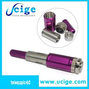 The Cheapest Electronic Cigarette Sigelei 60 Telescope Ecig, Without PCB E-Cigarettes