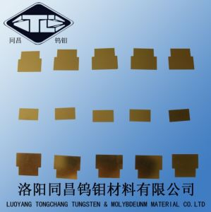 Hot Sale Good Quality Tungsten Alloy Sheet, W-Cu Sheet/Plate pictures & photos