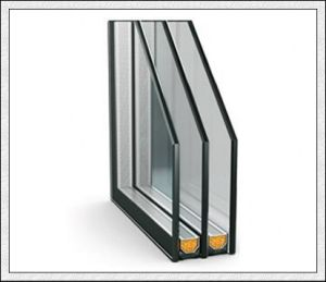 Heat Resistant Low-E Hollow Glass with Ce/SGS/ISO Certificate pictures & photos