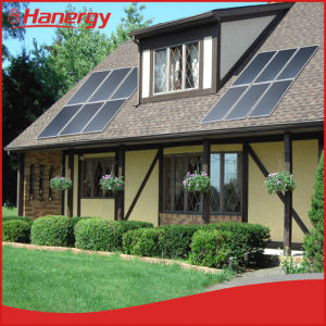 Hanergy Solar Power System with 3kw CIGS Solar Panels