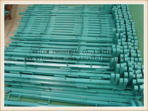 Galvanized Adjustable Steel Guard Rails for Scaffold pictures & photos
