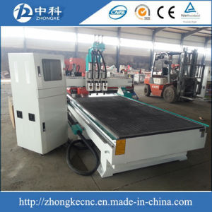High Qualtiy Woodworking CNC Router Zk1325 pictures & photos
