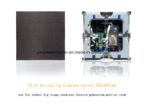 Advanced Feature Multiple Usage Good Warranty P3.91 LED Display Panel Price pictures & photos