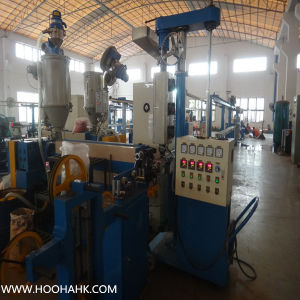 High Quality Silicon Gel Cable Extrusion Machine Energy Saving pictures & photos