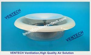 Round Air Diffuser Adjustable Air Diffuser Disc Valve pictures & photos