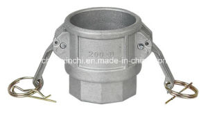 Zhejiang Aluminum Camlock Coupling Quick Fitting Type D pictures & photos