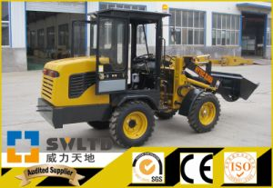 Swltd Brand CE Certificated Farm Small Wheel Loader pictures & photos