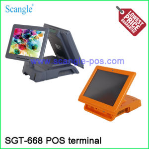 Cheap 15′′ Restaurant All in One Touch Screen POS System pictures & photos