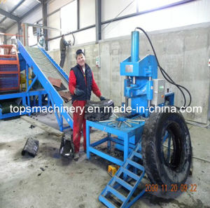 Waste Tire Recycling Plant (Tops-114) pictures & photos