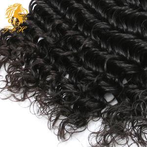 7A Grade 100% Brazilian Virgin Remy Human Hair Deep Wave Weft pictures & photos