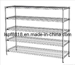Plating Wire Shelving