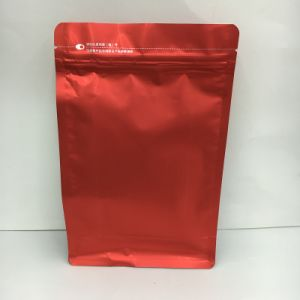 Pet/Dog Food Flat Bottom Zipper Packaging Doypack pictures & photos