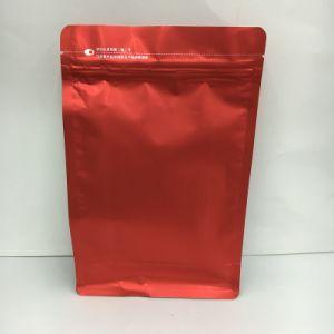 Pet/Dog Food Flat Bottom Zipper Packaging Doypack