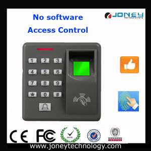 Cost Effective Fingerprint RFID Access Control X7 Door Control pictures & photos
