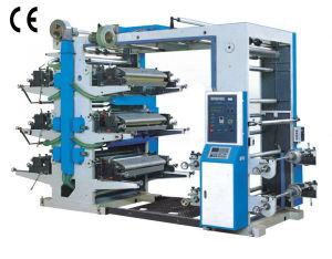 Flexo Printing Machine for Supermarket Handbag pictures & photos