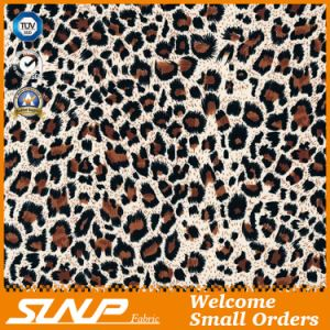100%Cotton Leopard Printing Fabric for Garment, Home Textiles