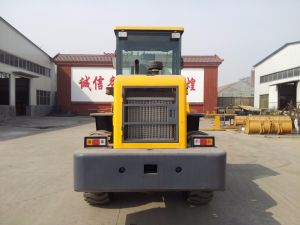 2.8ton Hydraulic Control Wheel Loader with CE pictures & photos