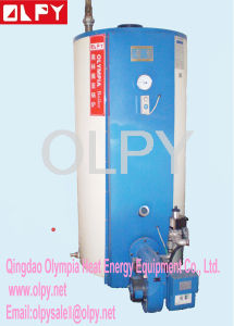 High-Efficiency Vertical Boiler in Hotel or Hospital Use pictures & photos