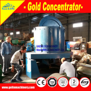 Gelin Nelson Centrifugal Concentrator High Efficiency Centrifugal Gold pictures & photos