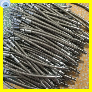 High Pressure Stainless Steel Flexible Hose with Wire Braided Covered pictures & photos