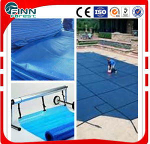 4mm or 5mm Thickness Pool Cover with Automatic Pool Cover Reel pictures & photos