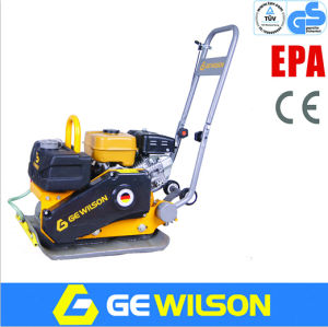 Gasoline Plate Compactor with Famous Engine; Small Plate Compactor pictures & photos