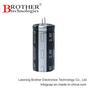 High Power&Ultr-Low ESR 2.7V 360f Farad Capacitor pictures & photos