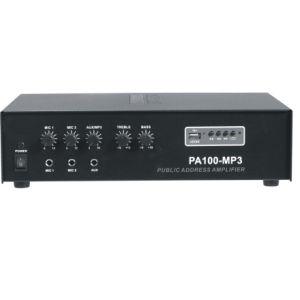 Desktop Amplifier PA Amplifier with MP3 (PA100-MP3) pictures & photos